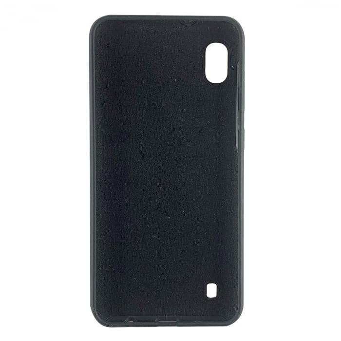 Husa silicon soft mat Samsung A10 - 6 culori 1