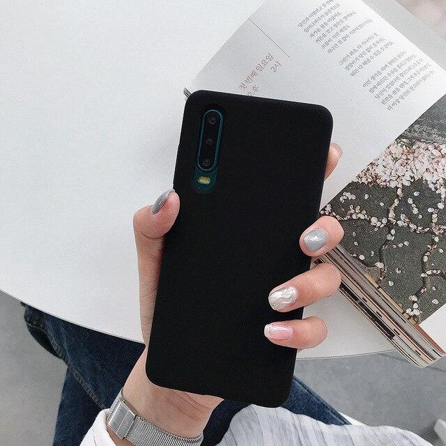 Husa silicon soft mat Samsung A21s - 4 culori [0]