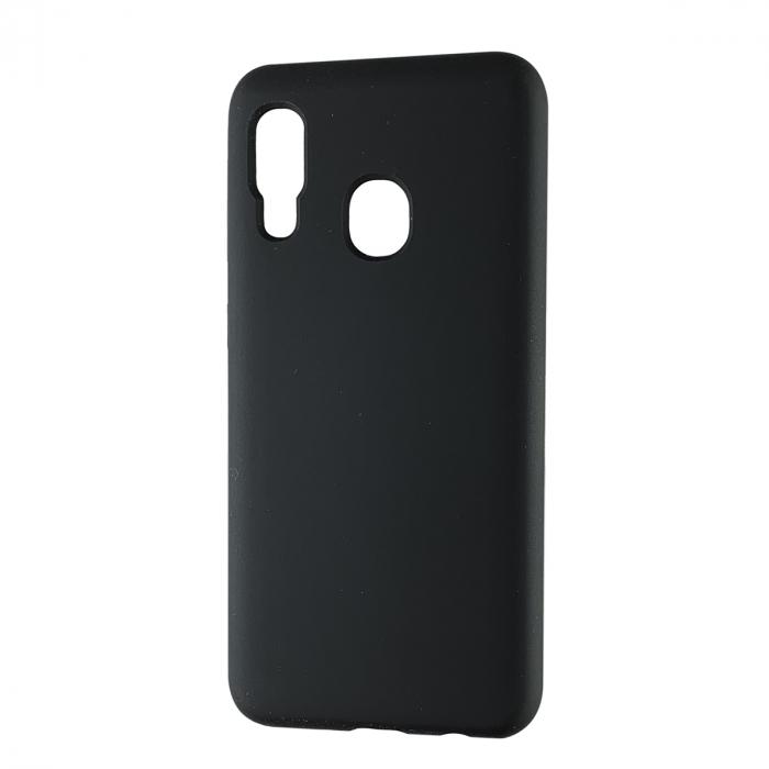 Husa silicon soft mat Samsung A40 - 3 culori [0]