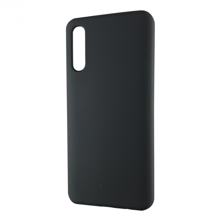 Husa silicon soft mat Samsung A71 - 2 culori 0
