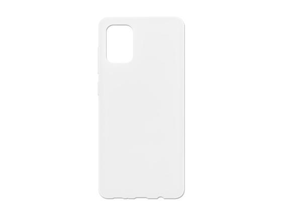 Husa silicon soft mat Samsung A71 - 6 culori [2]