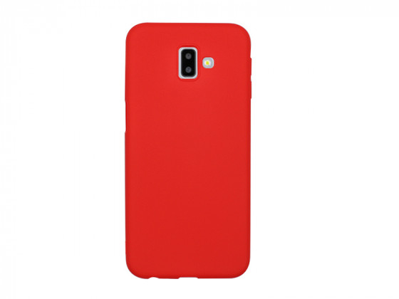 Husa silicon soft mat Samsung J4 plus - 2 culori [0]