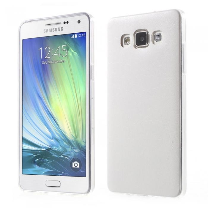 Husa silicon spate piele Samsung S6 - 2 culori [0]