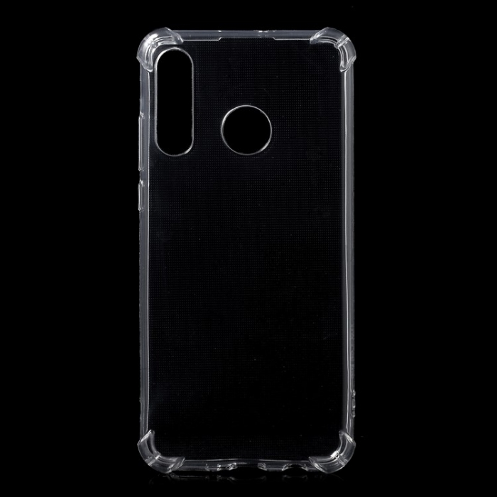 Husa silicon transparent anti shock Huawei P30 Lite 0
