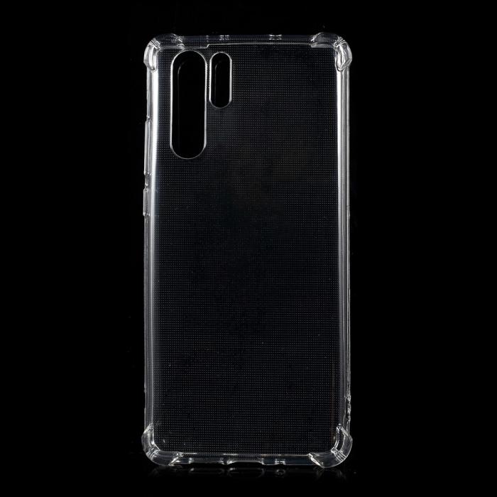 Husa silicon transparent anti shock Huawei P30 Pro 0