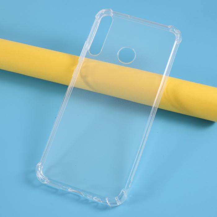 Husa silicon transparent anti shock Huawei P40 Lite E [0]