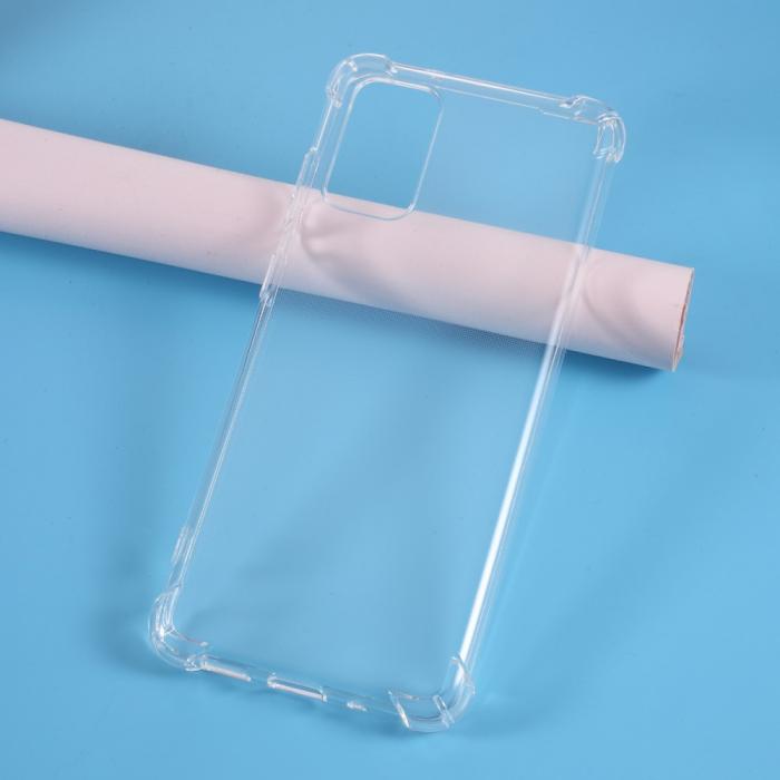 Husa silicon transparent anti shock Huawei P40 0