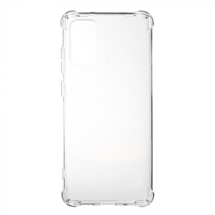 Husa silicon transparent anti shock Huawei P40 1