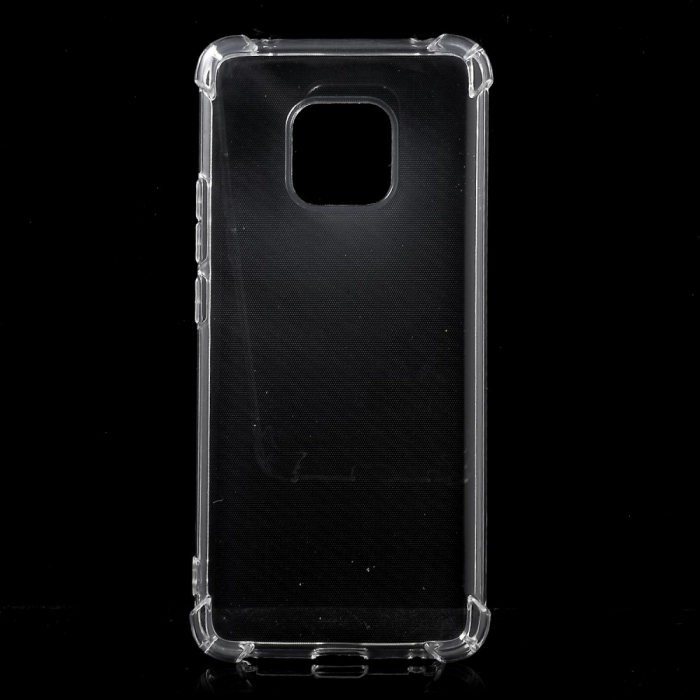 Husa silicon transparent anti shock Mate 20 Pro 0