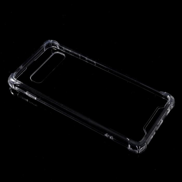 Husa silicon transparent anti shock Samsung S10 1