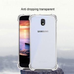 Husa silicon transparent anti shock Samsung J3 (2017) [0]