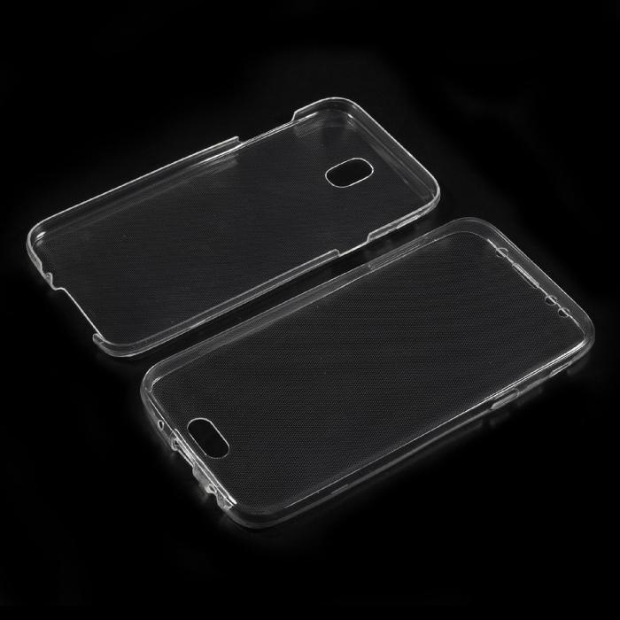 Husa silicon 360 fata+spate Samsung J3 (2017) 0