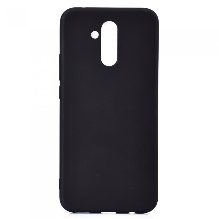 Husa silicon slim mat Huawei Mate 20 lite - negru 0