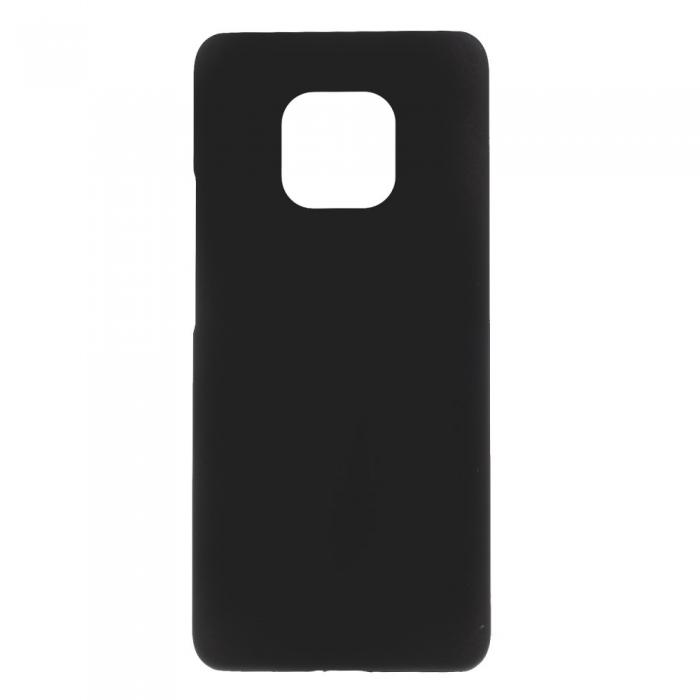 Husa silicon slim mat Huawei Mate 20 pro negru [0]