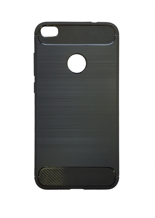 Husa silicon carbmat Huawei P8/P9 lite (2017) 1