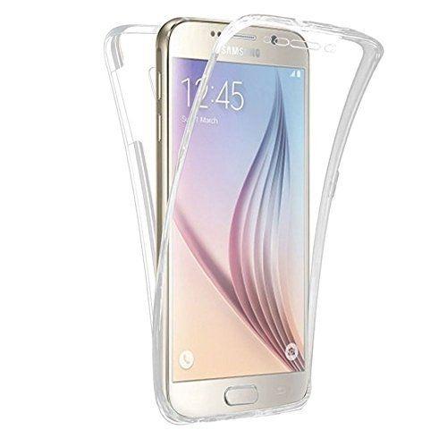 Husa silicon 360 fata+spate Samsung S7 edge 0
