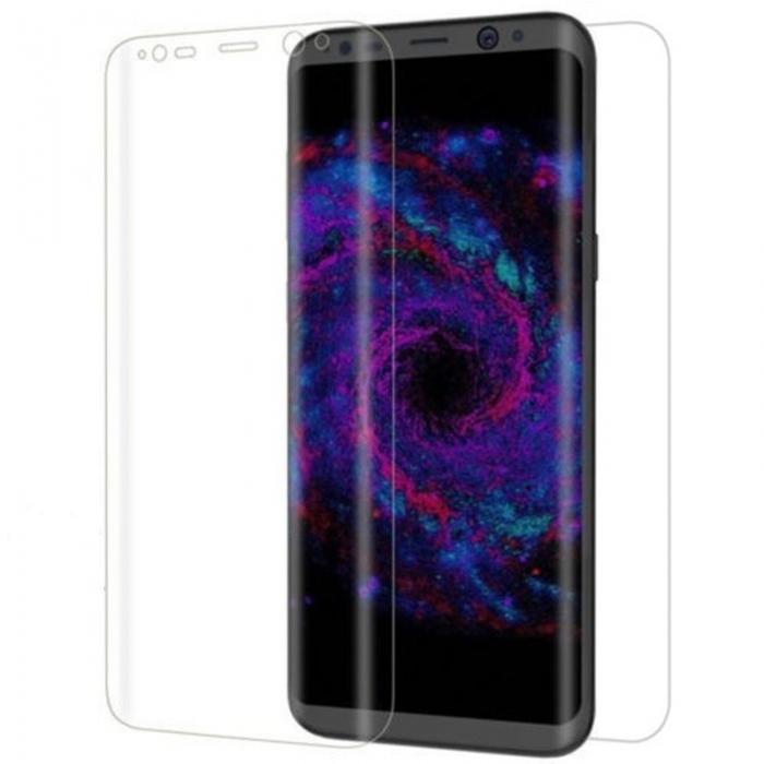 Folie TPU Samsung S8 spate 0