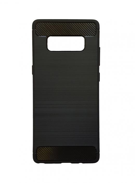 Husa silicon carbmat Samsung S8 0