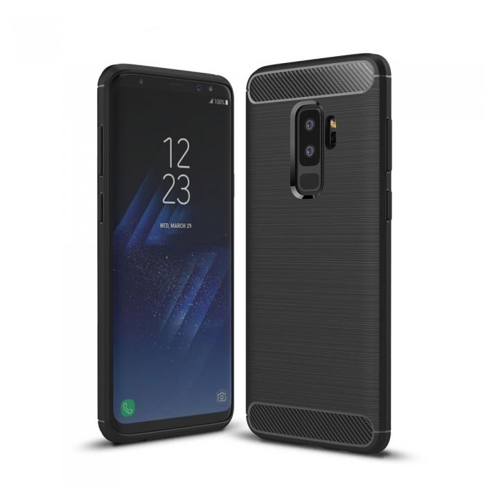 Husa silicon carbmat Samsung S9 [0]