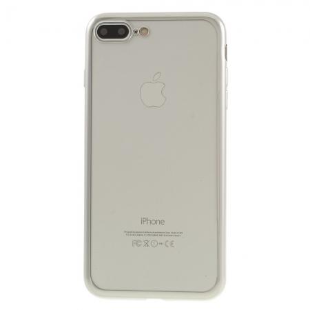 Husa silicon placat margine Iphone 7+0