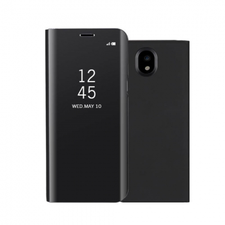 Husa clear view Samsung J3 (2017) - 6 culori0