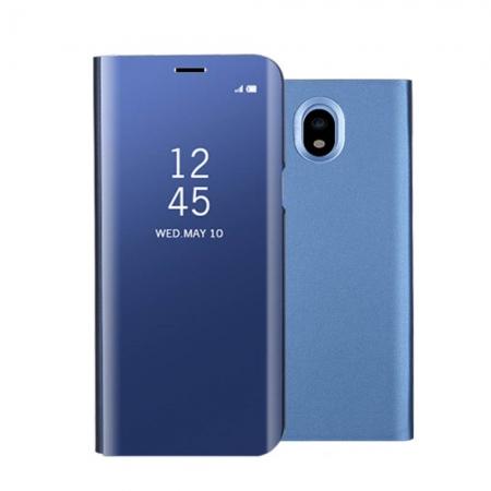 Husa clear view Samsung J3 (2017) - 6 culori4