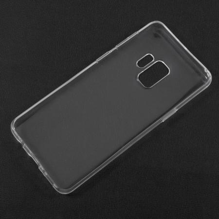 Husa silicon slim Samsung S9 - 2 culori0