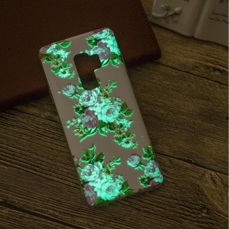 Husa silicon design lucios fosforescent Samsung S9+ - 5 modele7
