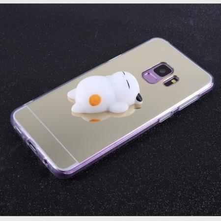 Husa silicon squishy oglinda Samsung S91