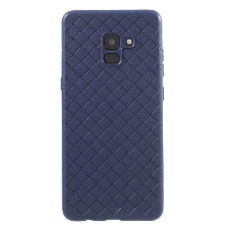 Husa silicon impletit Samsung A5/A8 (2018) - 3 culori2