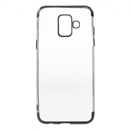 Husa silicon placat sus-jos Samsung A6 (2018)0