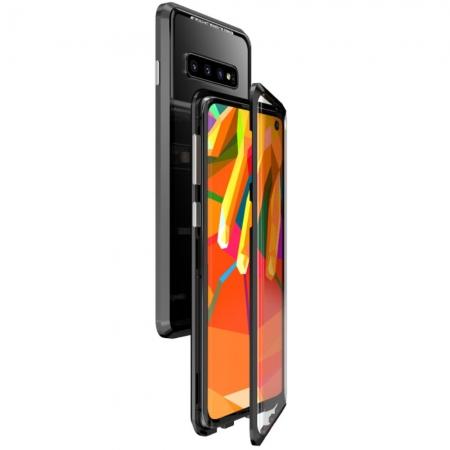 Bumper magnetic Samsung S10 - 3 culori4
