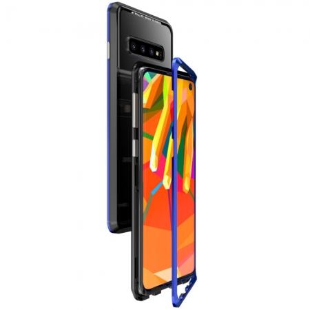 Bumper magnetic Samsung S10 - 3 culori5