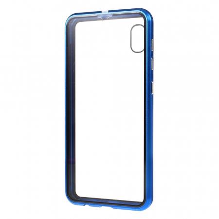 Bumper magnetic sticla fata-spate Samsung A50 - 3 culori [1]