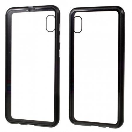 Bumper magnetic sticla fata-spate Samsung A51 - 3 culori [0]