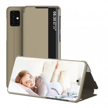 Husa smart clear view Samsung A51 - 5 culori1