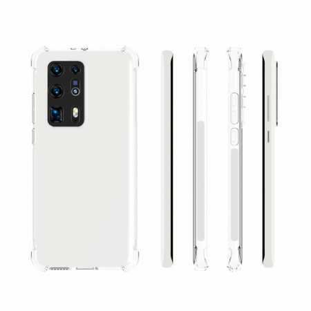 Husa silicon transparent anti shock Huawei P40 Pro [1]