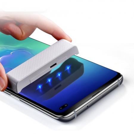 Folie sticla UV Samsung Note 91
