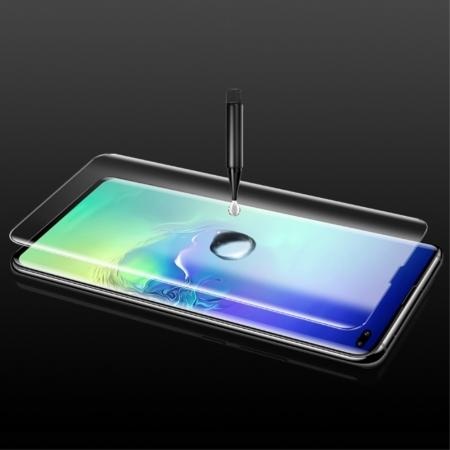 Folie sticla UV Samsung S9 plus2