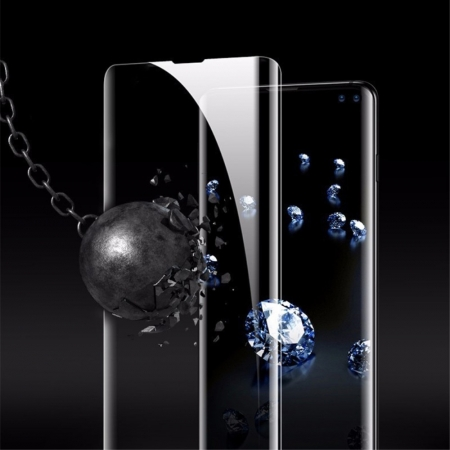 Folie sticla UV Samsung S9 plus3