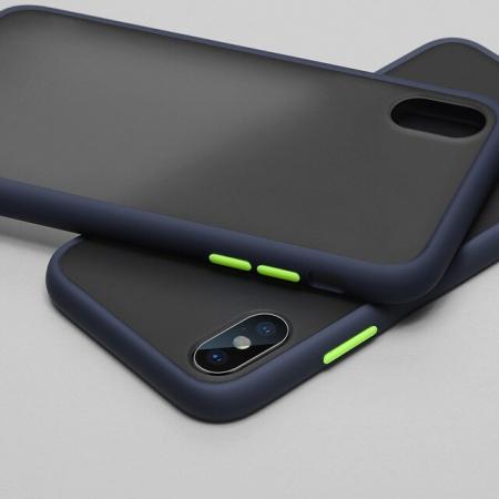 Husa bumper mat Samsung S20 - 4 culori3
