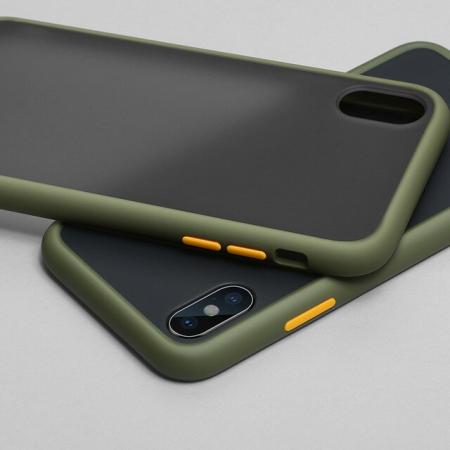 Husa bumper mat Samsung S20 - 4 culori1