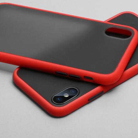Husa bumper mat Samsung S20 - 4 culori2