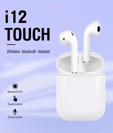 Casti wireless TWS i123