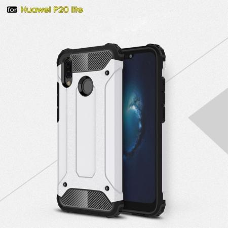 Husa armura strong Huawei P20 lite - 3 culori0