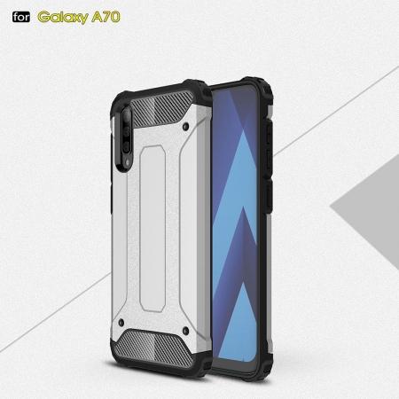 Husa armura strong Samsung A70, Negru1