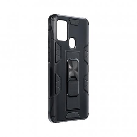 Husa armura suport Samsung A21s , Negru [0]