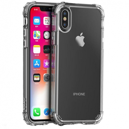 Husa Ipaky 360 Iphone Xs Max - transparent5
