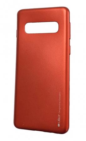 Husa metal I-Jelly Samsung S10 plus, Roz2