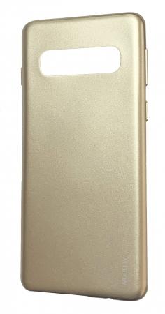 Husa metal I-Jelly Samsung S10 plus, Roz3